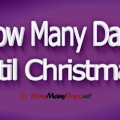 how many days till christmas, how many days until christmas,