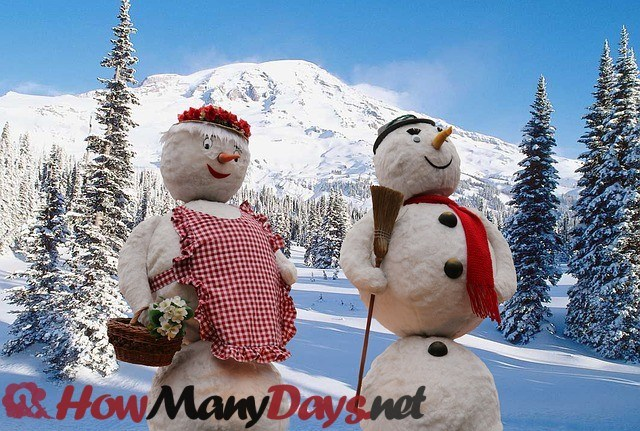 how many days in winter, how many days are in winter, how many days are there in winter