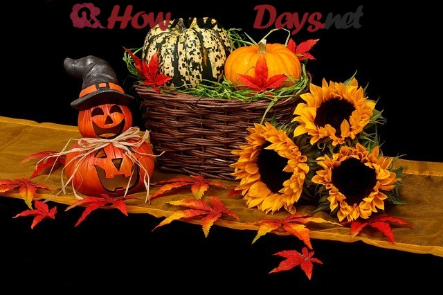 How many days until halloween 2017? How many more days until halloween? How many days until the next halloween? How many days till Halloween?
