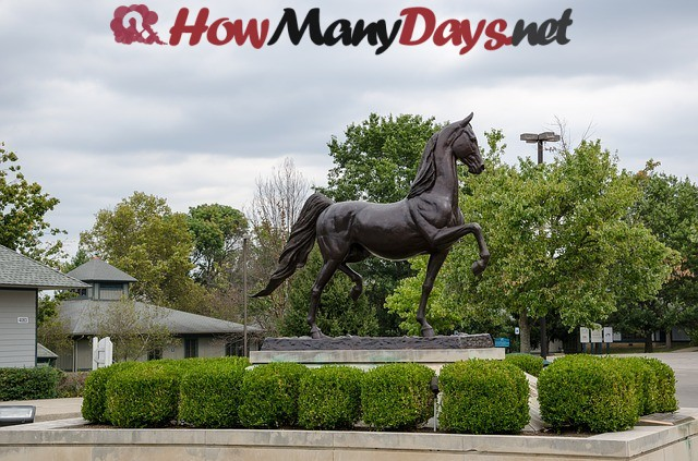 How Many Days Until Kentucky Derby
