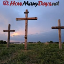 how many days until good friday, how many days till good friday
