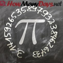 how many days until pi day, how many days till pi day
