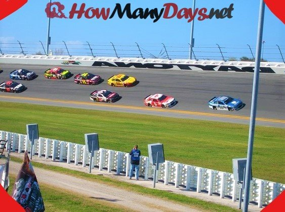 How Many Days Until the Daytona 500