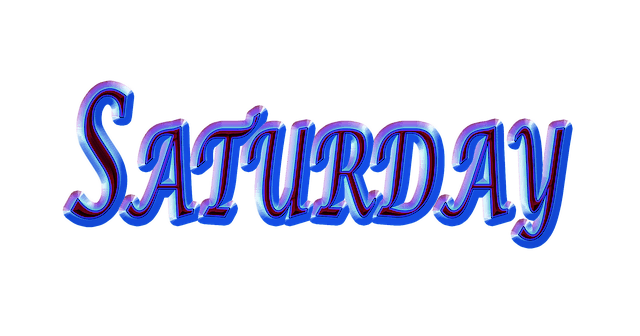 How Many Saturdays in 2017