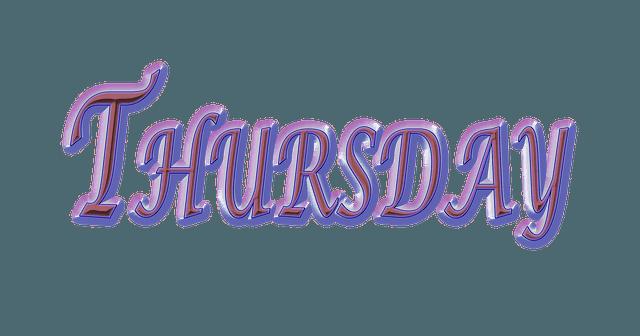 How Many Thursdays in 2017