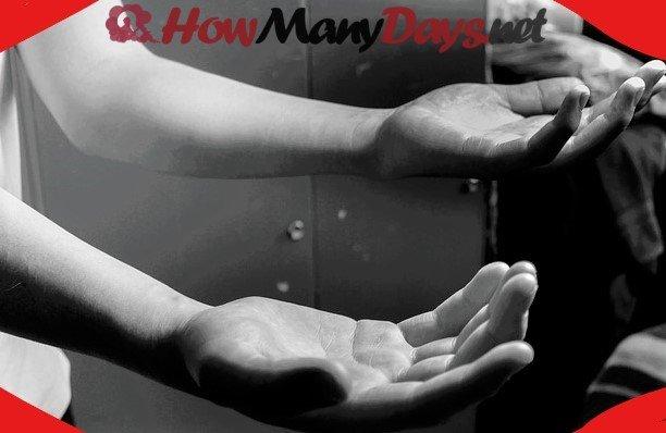 how many days until Lent ends